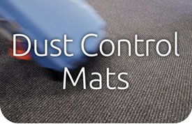 Treadsafe Dust Control Mats Ireland