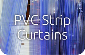 PVC Strip Curtains Ireland